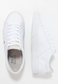 Polo Ralph Lauren - SAYER - Sneakersy niskie - white - 1