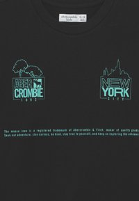 Abercrombie & Fitch - STREET  - Print T-shirt - black - 2