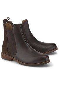COX - Ankle boots - dunkelbraun - 2