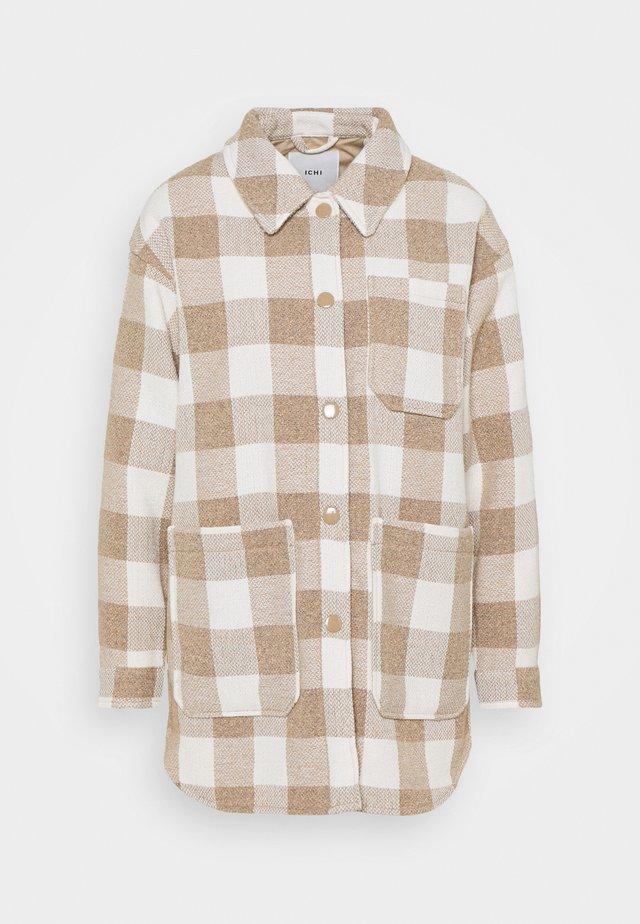 IHHANNY - Classic coat - natural