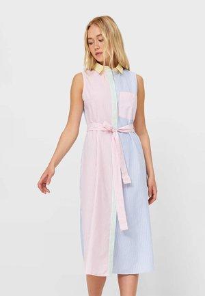 POPLIN - Košilové šaty - multi-coloured