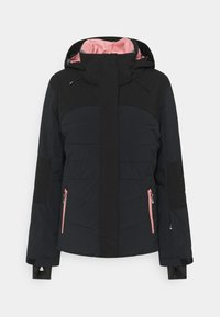 DAKOTA - Snowboard jacket - true black