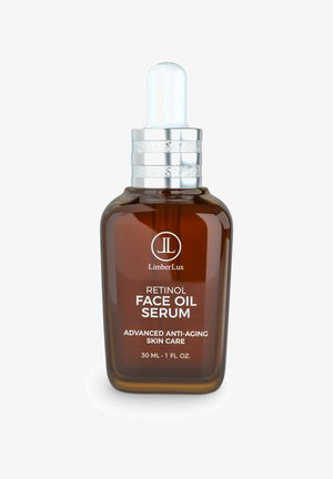 RETINOL 0.5% FACE OIL SERUM WITH SQUALANE AND ARGAN OIL - Face oil - -