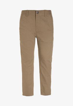 BOYS  - Chino kalhoty - khaki