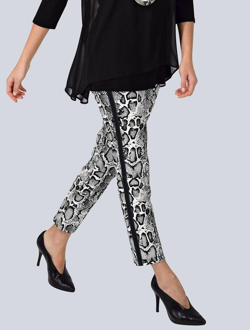 Alba Moda - Trousers - grey