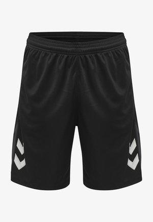 TRAINER  - Sports shorts - black