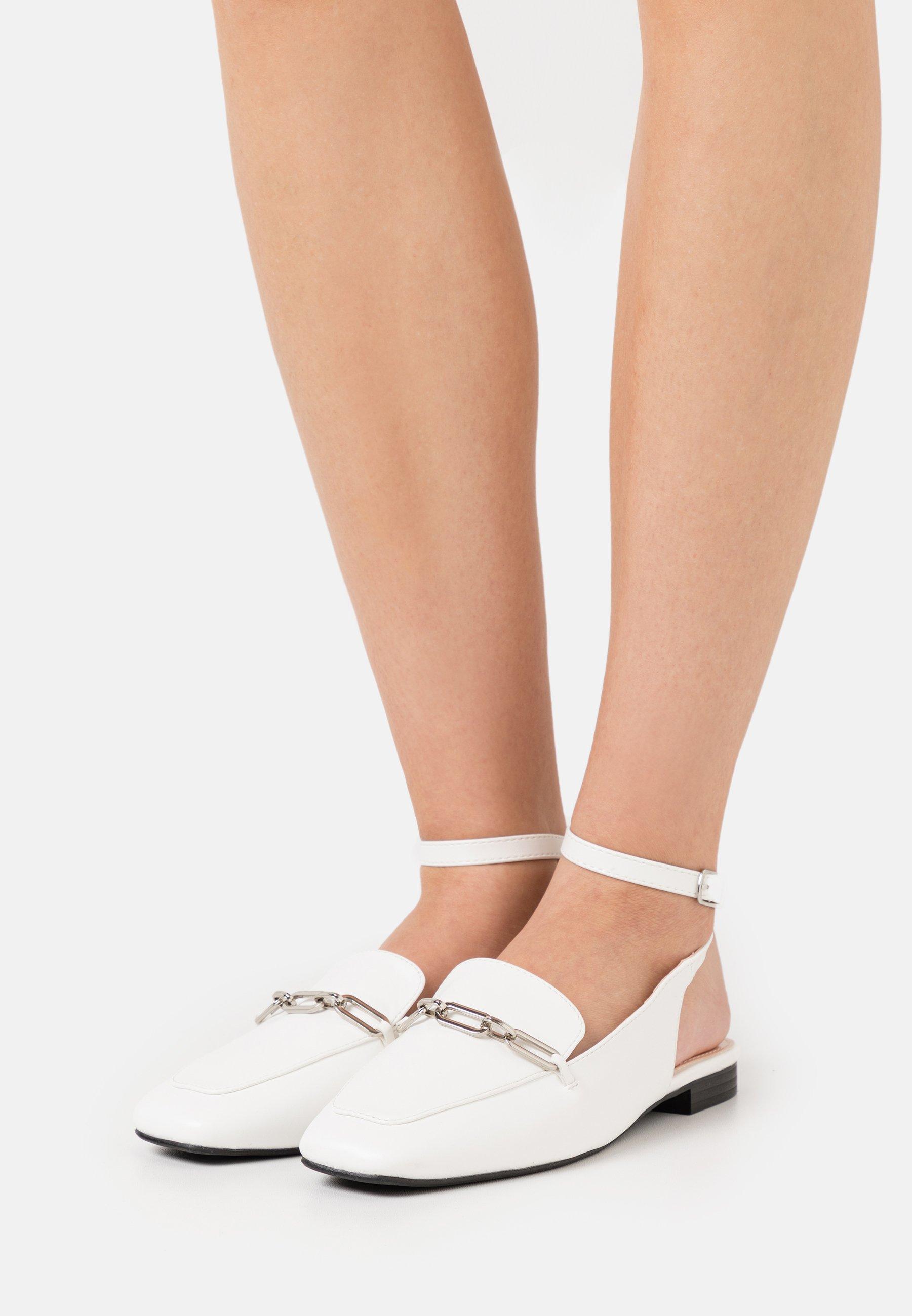 Women LUNA - Slip-ons - white