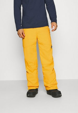 HAMMER - Snow pants - old gold