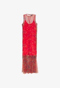 Who What Wear - THE DRESS - Maxi dress - confetti red - 6