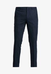 Shelby & Sons - BEMBRIDGE TROUSER - Pantalones - navy - 3