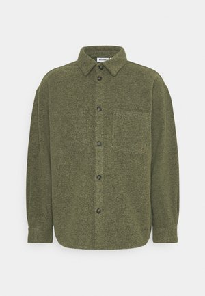 WORK OVERSHIRT - Shirt - khaki
