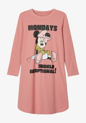 DISNEY MINNIE MOUSE - Nightie - brandied apricot