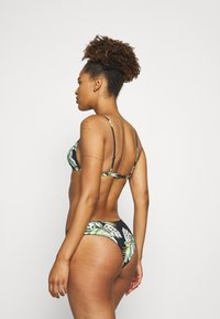 Rip Curl - PALMETTO CHEEKY HIPSTER - Bikini bottoms - black - 2