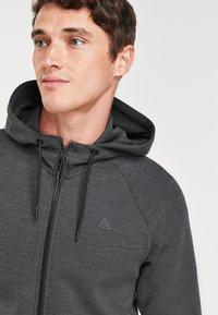 Next - Zip-up sweatshirt - dark grey - 2