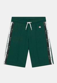Champion - AMERICAN TAPE UNISEX - Pantaloncini sportivi - dark green - 0