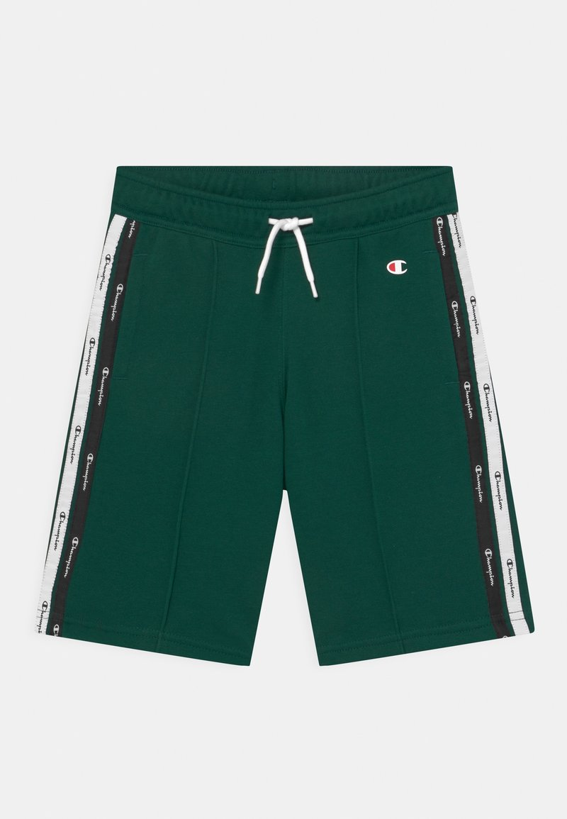 Champion - AMERICAN TAPE UNISEX - Sportovní kraťasy - dark green