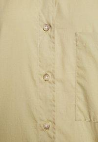CLOSED - RACHEL - Button-down blouse - green bark - 5