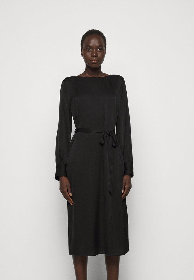 AMPARO DRESS - Sukienka koktajlowa - black
