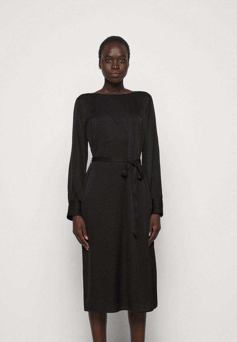 Sand Copenhagen - AMPARO DRESS - Cocktail dress / Party dress - black
