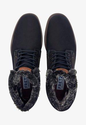 FOUNTAIN PHILADELPHIA - Winter boots - schwarz