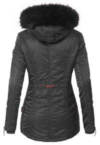 Navahoo - SCHÄTZCHEN - Winter coat - black - 1