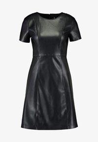 ONLY - ONLMAJKEN JOLEEN DRESS - Vestido informal - black - 4