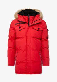 Good For Nothing - DOUBLE LAYERED ARCTIC - Winter coat - red - 5