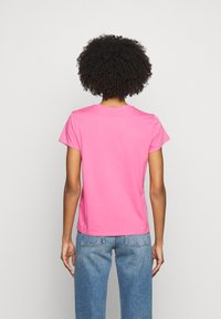 Polo Ralph Lauren - T-shirt con stampa - pink - 2