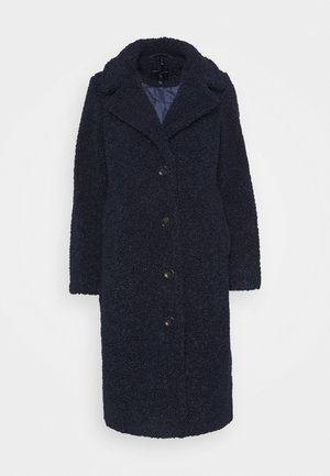 SUPER LONG COAT - Manteau classique - navy