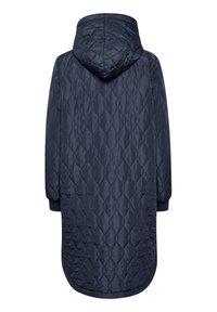 Kaffe - KASALLE - Winter coat - midnight marine - 7