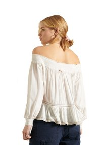 Superdry - AMEERA  - Blouse - white - 1