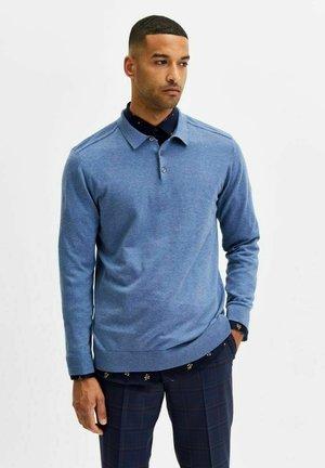 PIMA - Polo shirt - vintage indigo