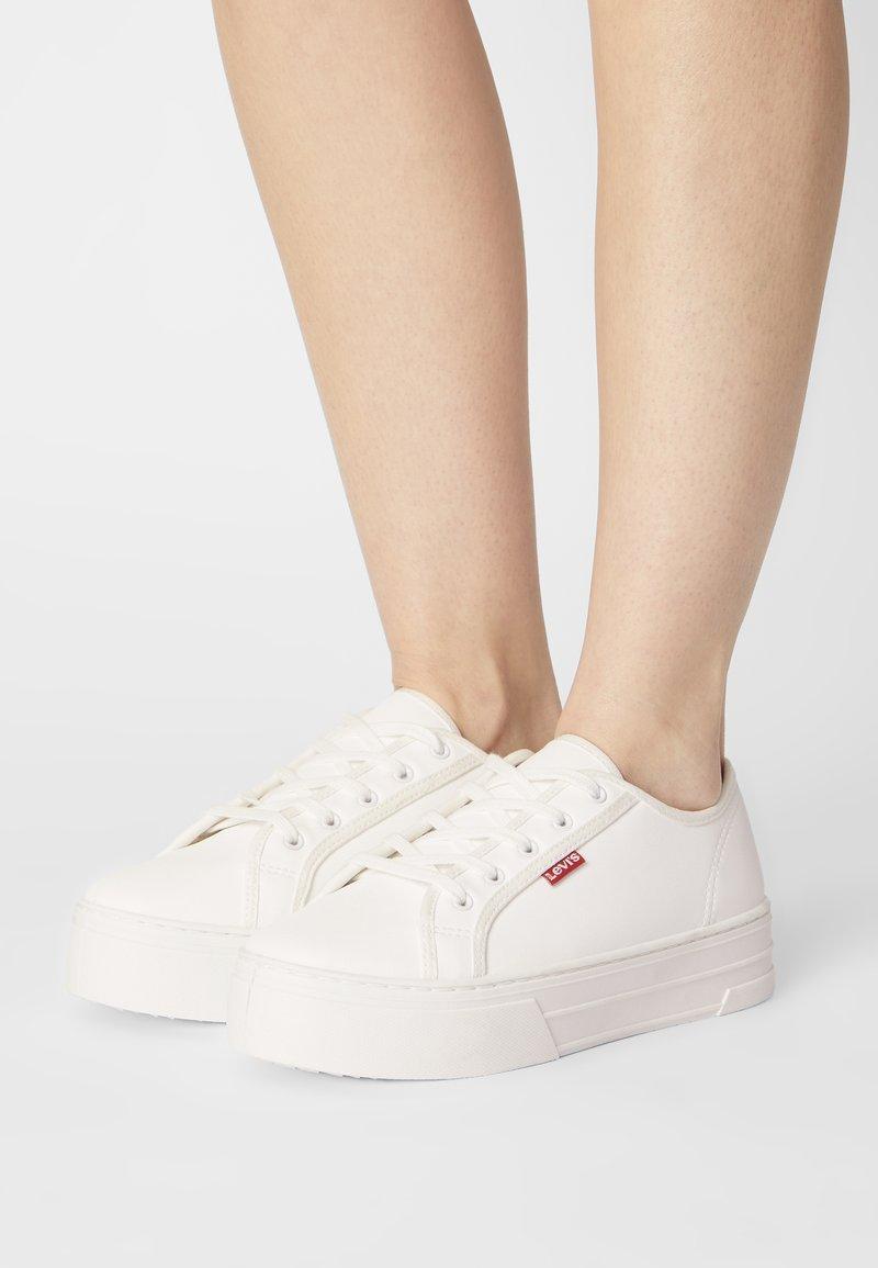 Levi's® - TIJUANA - Trainers - regular white