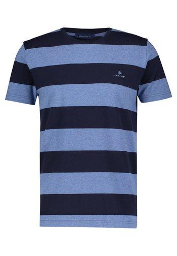 BARSTRIPE - T-shirt med print - darkblue (83)