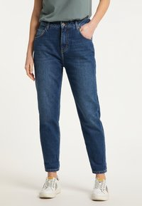 Mustang - MOMS - Jeans Tapered Fit - blau - 0