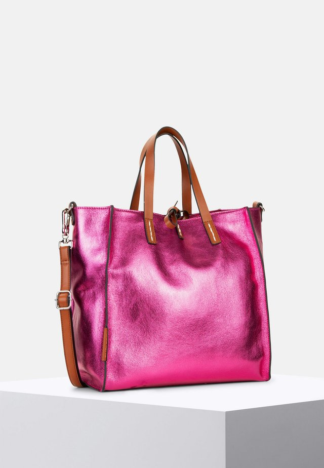 GRACY - Tote bag - pink