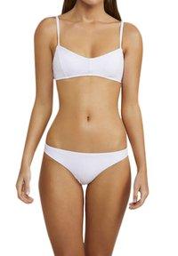 Bondi Born - MAYA  - Bikini bottoms - white - 0