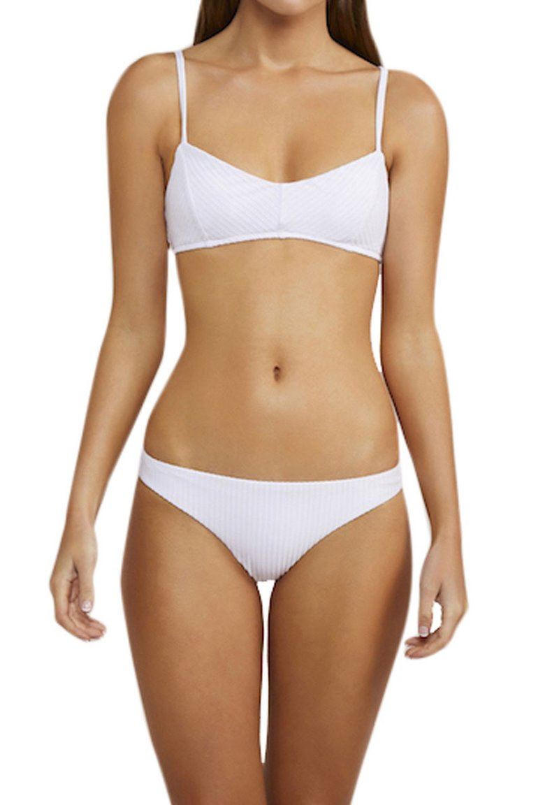 Bondi Born - MAYA  - Bikini bottoms - white
