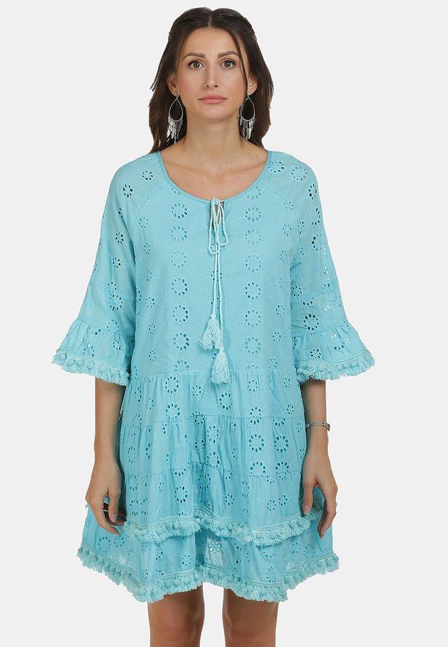 Korte jurk - wasser