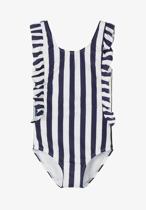 Swimsuit - dark sapphire