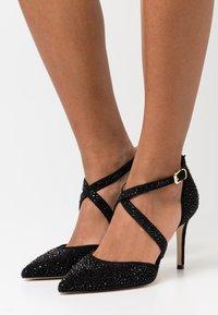 Anna Field - LEATHER - High heels - black - 0