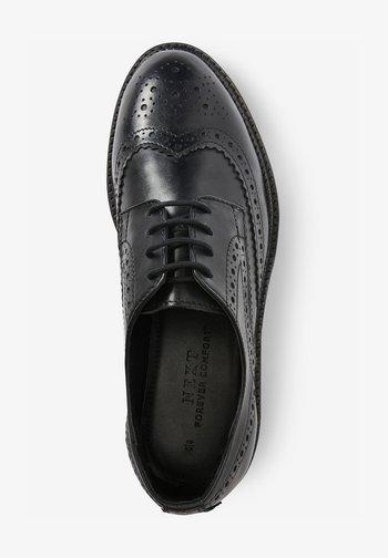 CHUNKY  - Zapatos de vestir - black