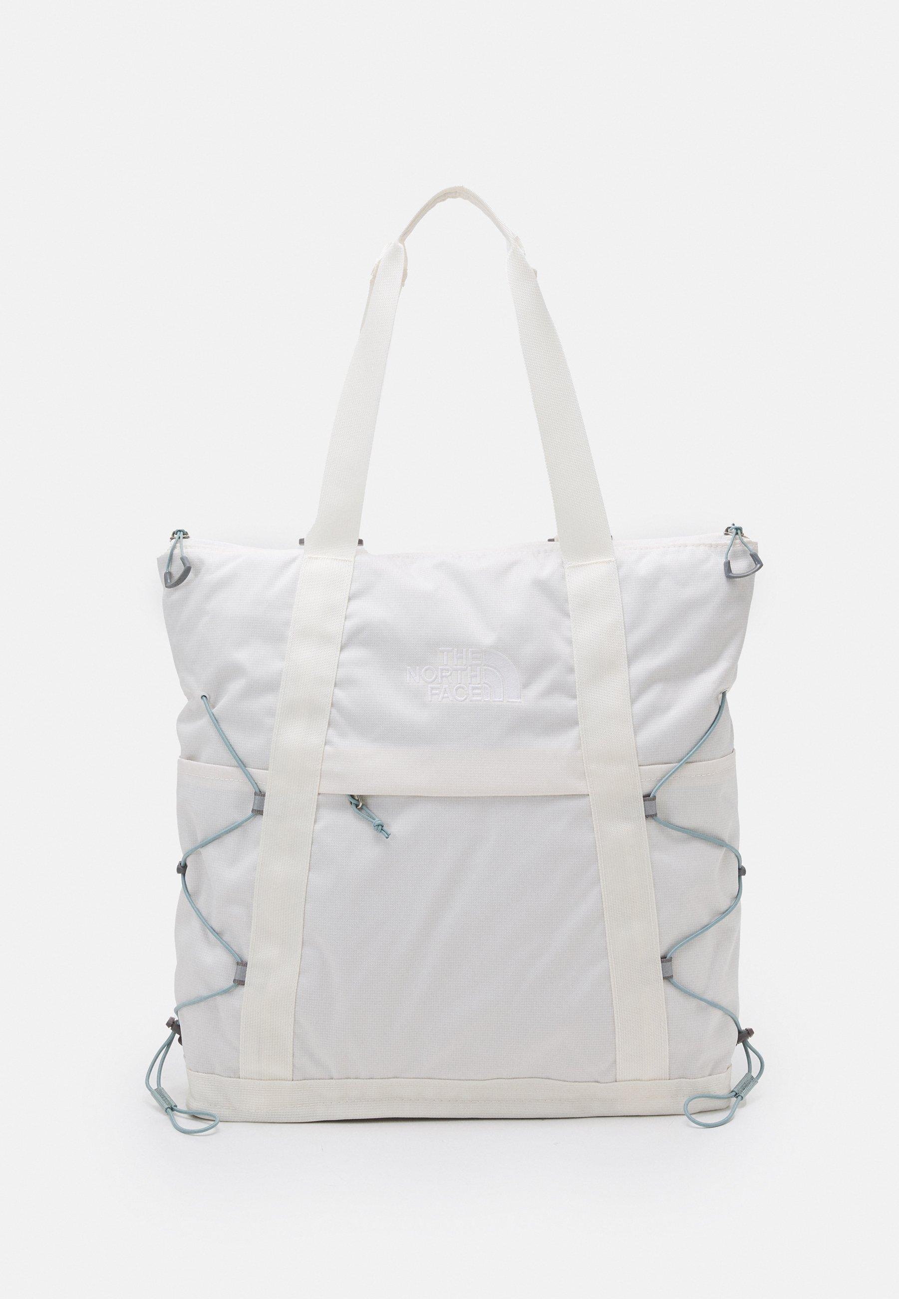 Men BOREALIS TOTE UNISEX - Tote bag - gardenia white