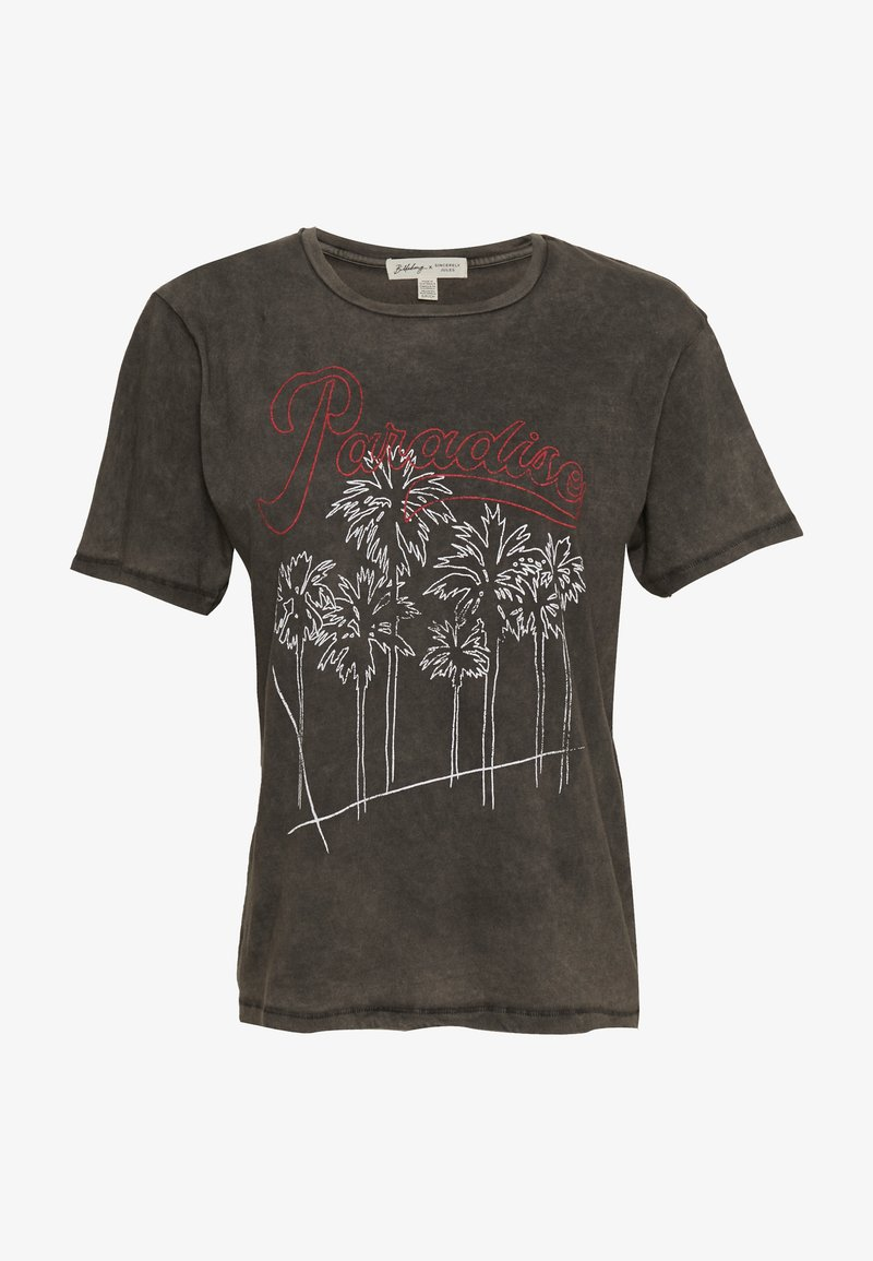 Billabong - POSTER CHILD TEE - T-shirts med print - off black