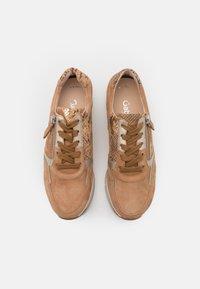 Gabor Comfort - Sneakers laag - caramel/camel - 5