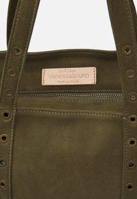 Vanessa Bruno - CABAS MOY ZIPPE - Shopping bag - olive - 4