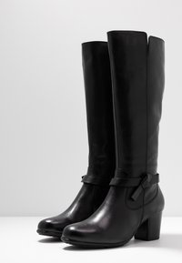 Pier One Wide Fit - Boots - black - 4