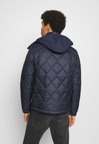 G-Star - ATTACC HEATSEAL QUILTED - Light jacket - namic heatpress padded sartho blue - 2