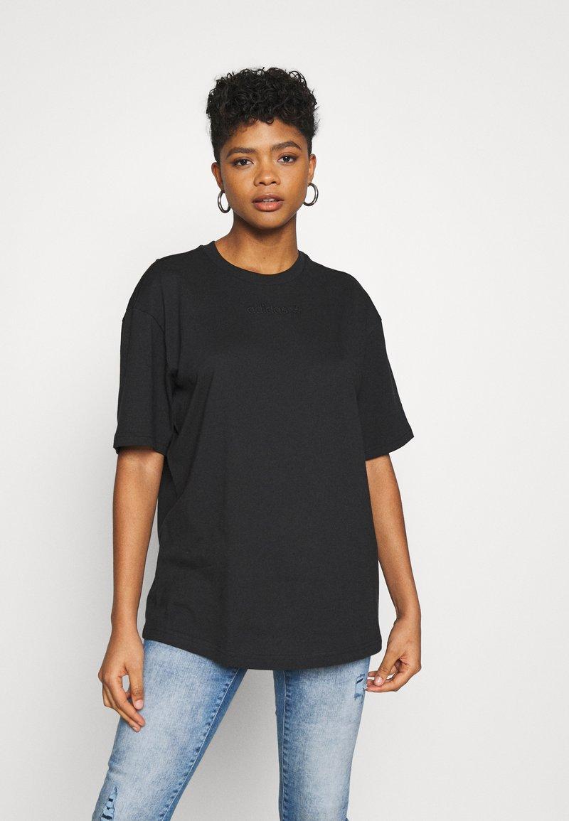 adidas Originals - T-shirt - bas - black