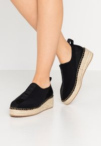 Selected Femme - SOFIA - Loafers - black - 0
